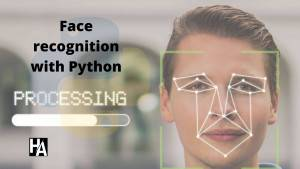 Face recognition under 25 lines of code with Python