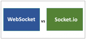 Differences between socket.io and WebSockets