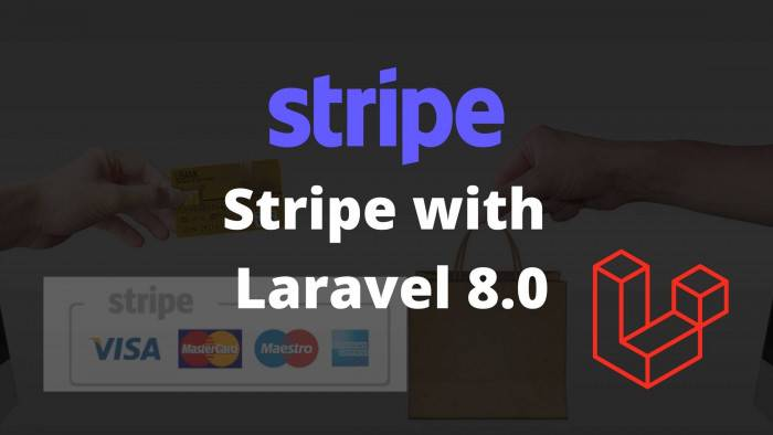 How to use Stripe Payment Gateway with Laravel 8.0